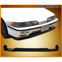 Spoiler En Facia Defensa Delantera Acura Integra 1990 - 1991