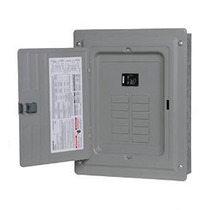 Siemens 12 Espacio, 24, Circuito, 100 Amp, Interruptor Princ