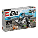 Lego 75242 Interceptor Tie Black Ace