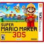 Super Mario Maker Para 3ds ¡sólo En Gamers!