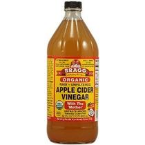 Bragg Organic Raw Sin Filtrar Vinagre De Manzana 32 Fl.oz (p