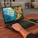Laptop Hp Gamin Pavilion I5 Gtx 1650 8gb/256gb Barata Nueva