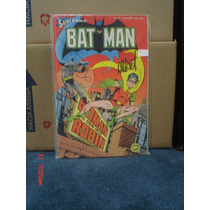 Batman Edicion Danesa Autografiado Por Adam West