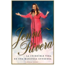 Jenni Rivera Increible Vida Mariposa Leila Guerrera