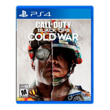 Call Of Duty Black Ops Cold War - Latam Ps4