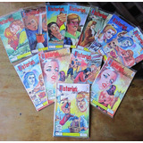 Historias Inolvidables   Edit  Ejea  42 Revistas 25.00 C/u