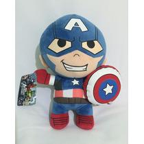 Peluche Original Avengers Capitan America Disney