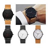 Relojes 2019 Hombre Moda Casual Calidad Premium Envío Gratis