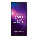 Motorola One Macro 64 Gb Space Blue 4 Gb Ram