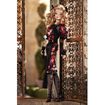 Barbie Fiorella Gold Label Nueva Original Entrega Inmediata
