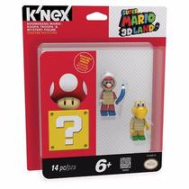 Mario Bros K´nex 3 Figuras Pack