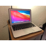 Macbook Air 11 Pulgadas 2015, 4gb Ram, 128gb Ssd
