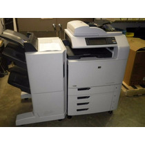 Impresora Tabloide Color Laser Alto Volumen Hp Cp6040mfp