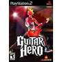 Guitar Hero Ps2 Nuevo Citygame Ei