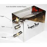 Generador De Vapor 4.5 Kw Baño Sauna Spa Con Control Remoto