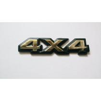 4 X4 Chrysler Emblema