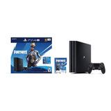 Consola Ps4 Pro 1tb Negro Fortnite Neo Versa (d3 Gamers)