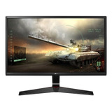 Monitor Lg 24mp59g Led 24  Negro 110v/220v (bivolt)
