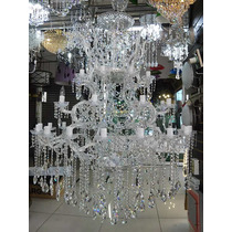 Fabricación Y Diseño De Lámparas Y Candiles De Cristal