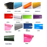 Vinyl Wrapping Colores Brillantes Color Coche Efecto Pintura