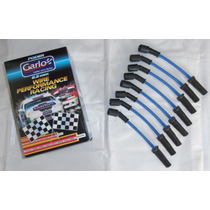 Cables Para Bujías Garlo Race 8.5 Mm Camaro Corvette Ls1