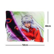 Almohada Inuyasha Con Espada De 40 X 50 Cm