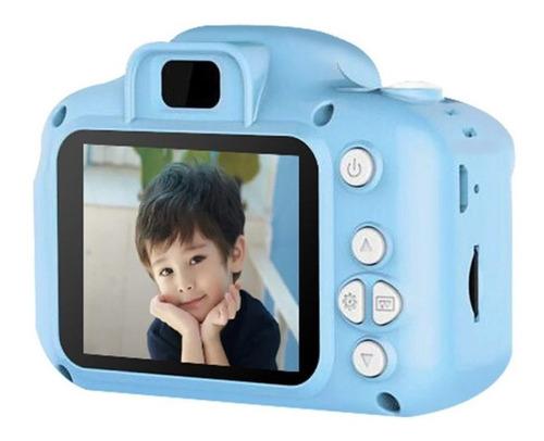 Camara Infantil 1080p Fralugio Alta Resistencia 3mpx Exp 32g