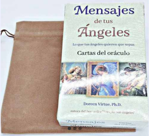 Oráculo Mensajes De Tus Ángeles De Doreen Virtue Original