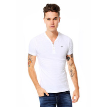 Hang Ten - Playera Manga Corta - Blanco - B135237