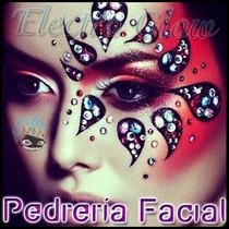 Pedreria Facial Chicas Varios Colores Kit