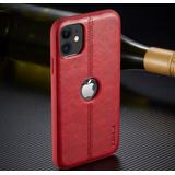 Funda Tipo Piel iPhone 6 7 8 Plus X, Xs, Xsmax, Xr Pu