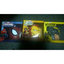 Liquidacion Tazas Marvel, Spiderman Ironman
