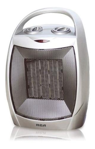 Calefactor Ceramica Rca Rc-1502 4 Niveles/con Temporizador