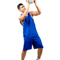 Uniforme Basketball Rey-naranja Short/calcetas Galgo