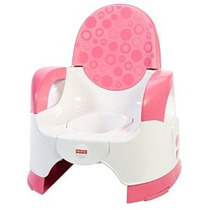 Fisher-price Potty Training Confort Custom Asiento Chica