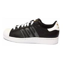 Originals Tenis adidas Superstar 2 Adicolor Black & White Fi