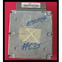 Computadora Ford Escape 1l8u-12a650-aa