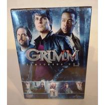 Grimm Paquete Temporadas 1 , 2 Y 3 Serie Tv En Dvd