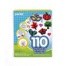 Craft Cuentas - Perler 110 Patrones Bead Set All Seasons Art
