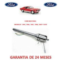 Columna De Direccion Hidráulica Para Ford Mustang 1965-1970