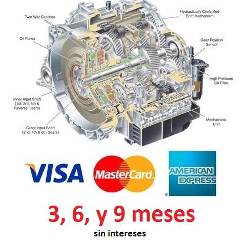 Reparacion de transmisiones automaticas costo
