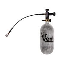 Tanque Air Venturi Hpa Fibra Carbono Aire Gotcha Xtreme