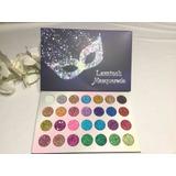 Paleta De Sombras Para Ojos Con Glitter. Envío Gratis!!!!!