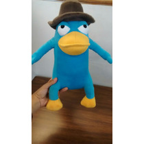 Peluche Perry El Ornitorrinco