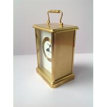 Hermoso Reloj Elgin De Cuarzo. Latón. Antiguo. Alemania. Vea