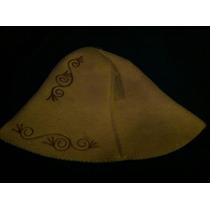 Sombrero Vintage De Lana