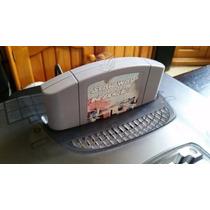 Star Wars Episode 1 Racer N64juego Nintendo 64