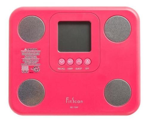 Báscula Digital Tanita Bc-730f Rosa