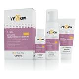 Yellow Liss Tratamiento Alisador Progresivo Con Keratina