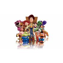 Kit Imprimible Toy Story Fiesta Cumpleaños Torta Regalos